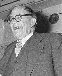 Photograph of Karl Barth