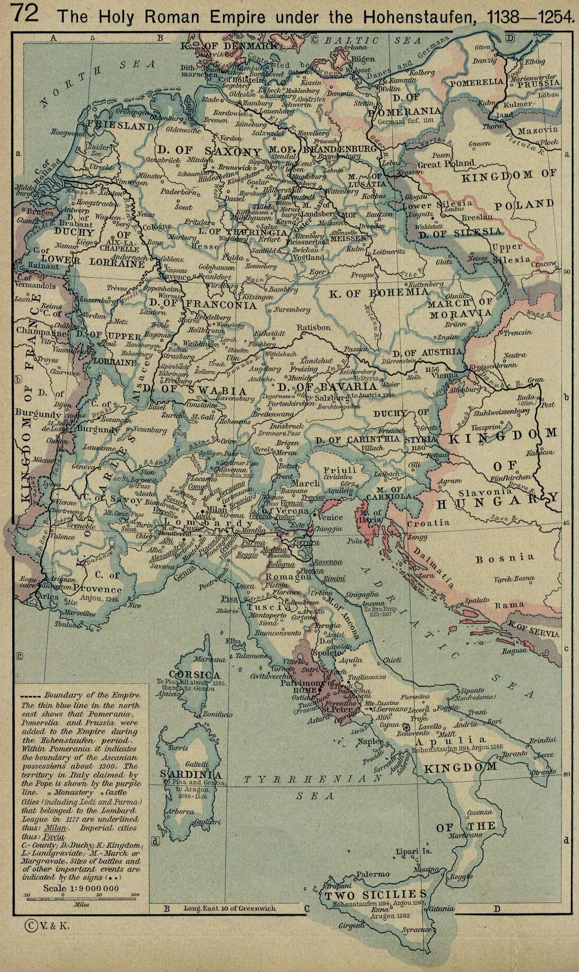 Fail Shepherd Holy Roman Empire Hohenstaufen