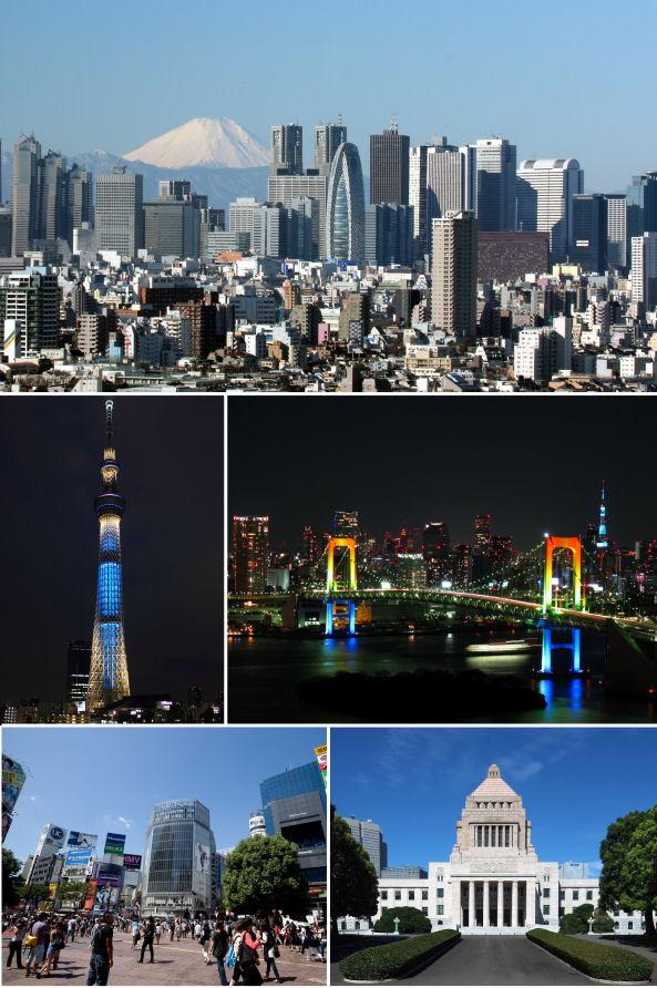 Ville Du Japon 5 Lettres : ville, japon, lettres, Tokyo, Wikipédia