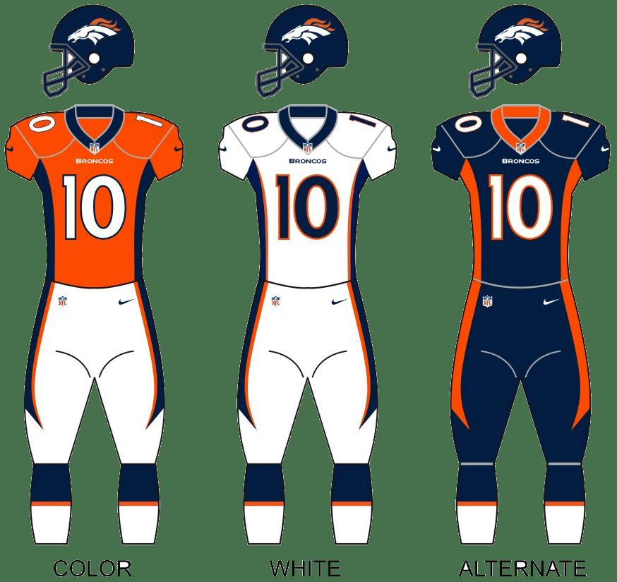 Colors Super Bowl Jersey
