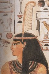 Maat was as much the personification of justice as a goddess.