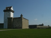 Majestic Of Narva Castle Hermann In