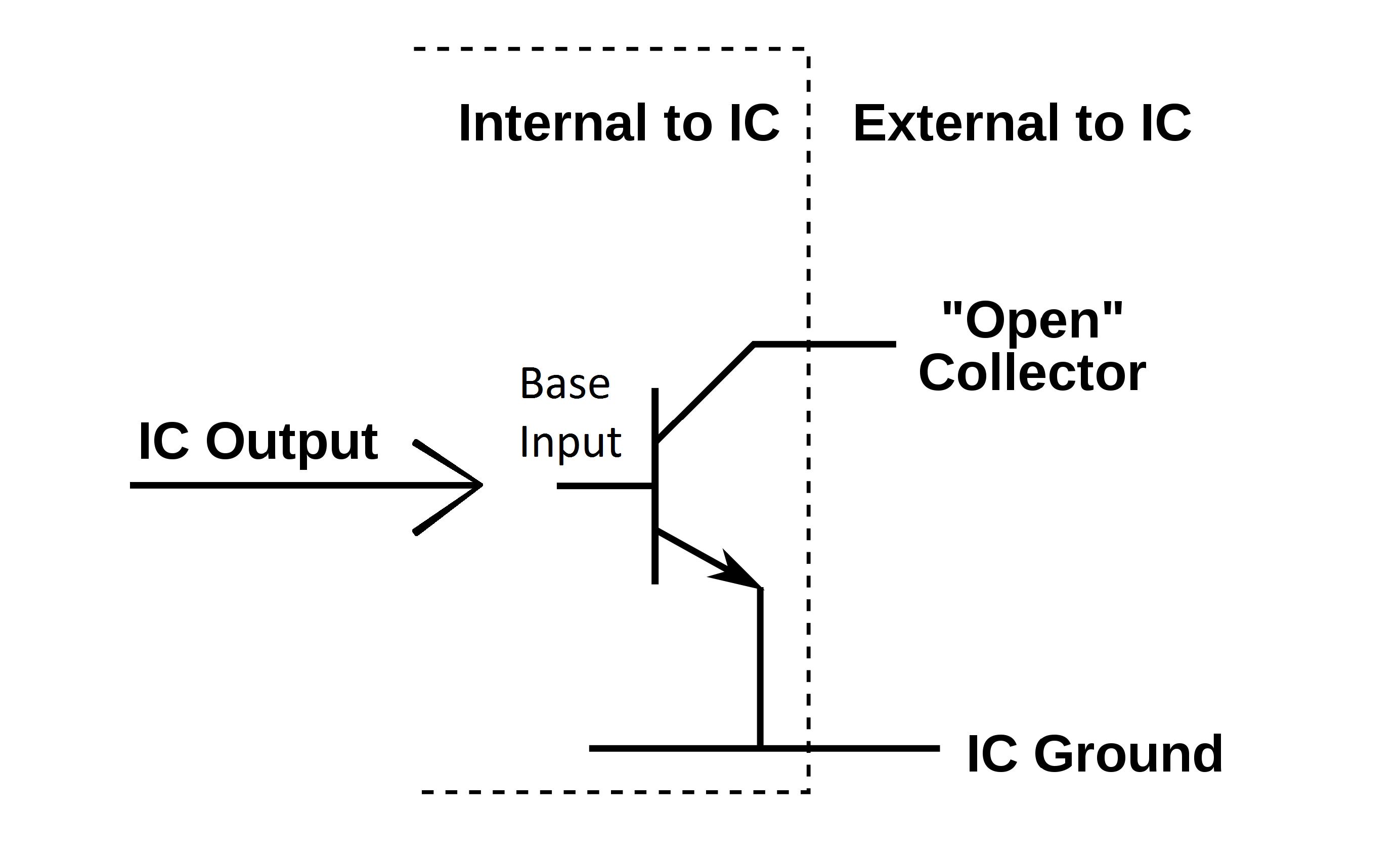 switch loop wiring diagram kenworth radio open collector wikipedia