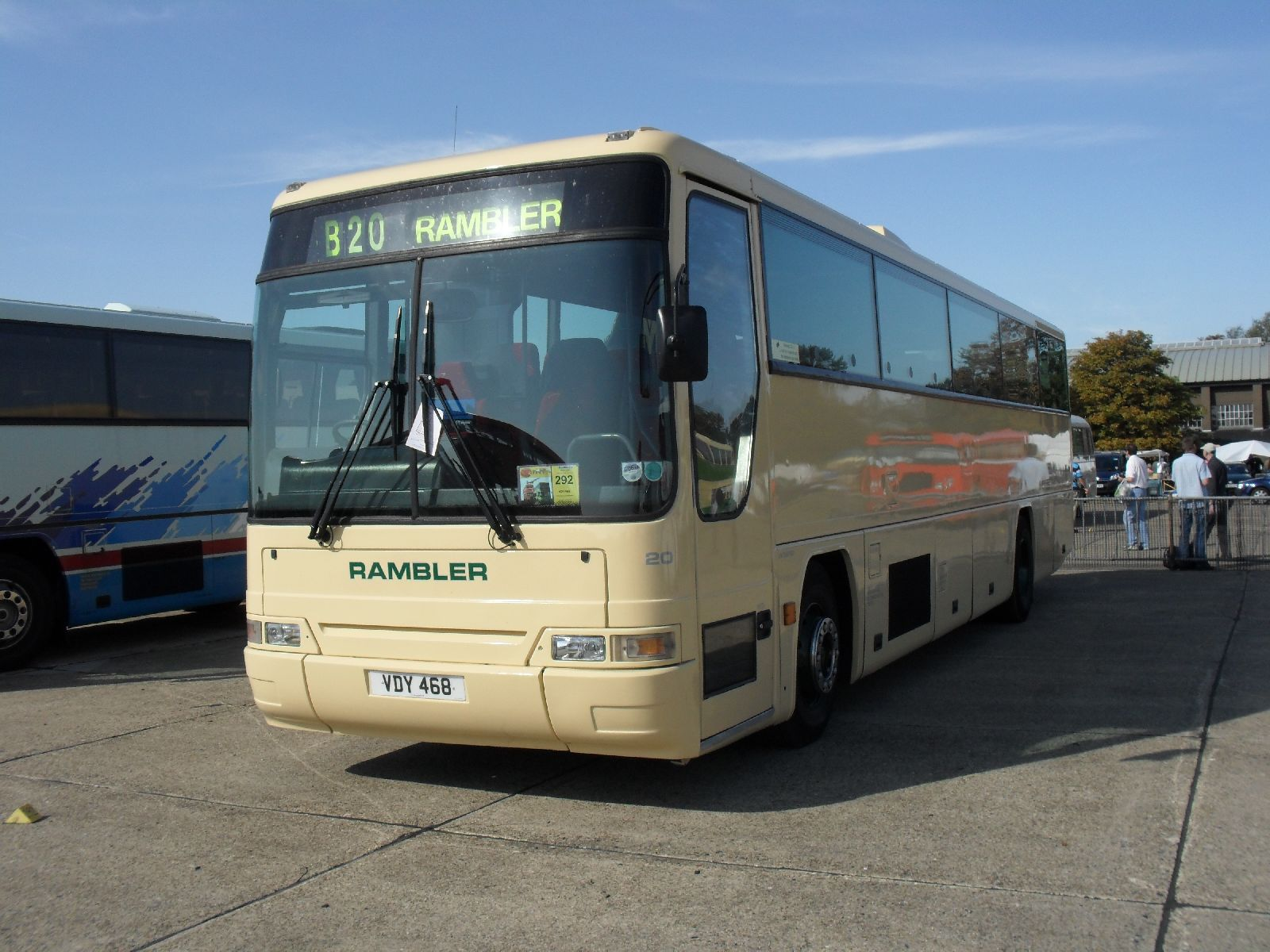 File Rambler Coach 20 Vdy 468 Showbus Rally