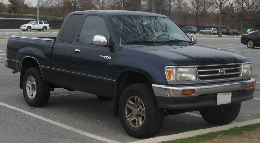 medium resolution of toyota t100