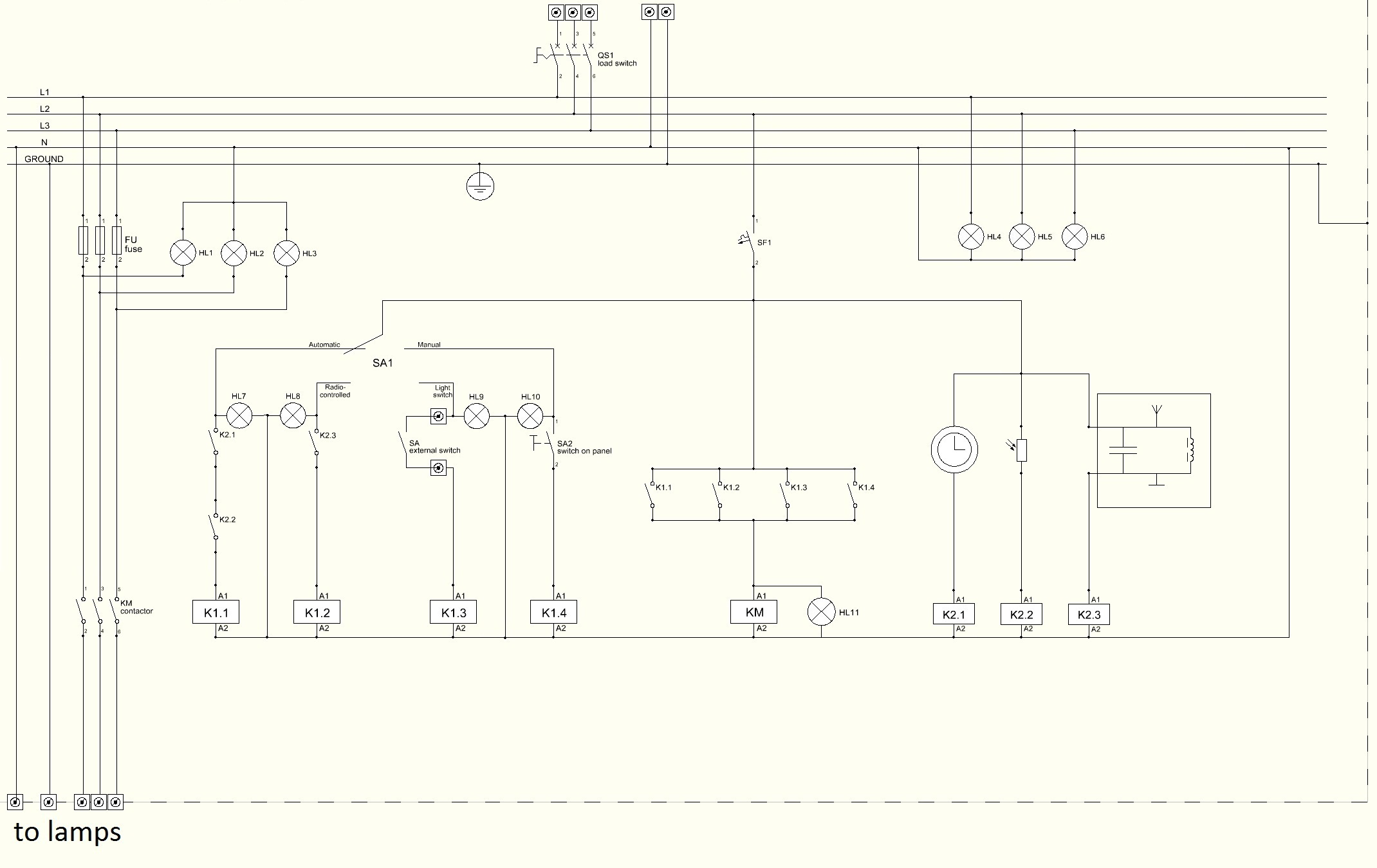 Dali Lighting Control Wiring Diagram Diagrams On Automatic Emergency Light Circuit Ge Commercial Dealers