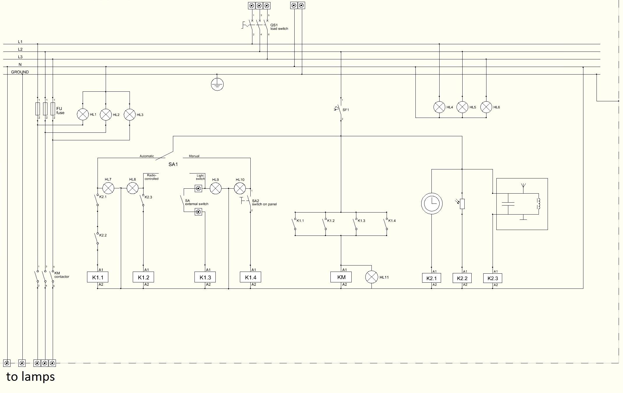 cbus dali wiring diagram dodge magnum factory radio lighting control on ge commercial