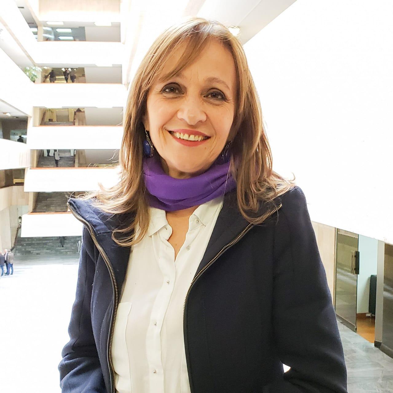 Ángela María Robledo regresa al congreso por orden del Consejo de Estado, que le devuelve la curul