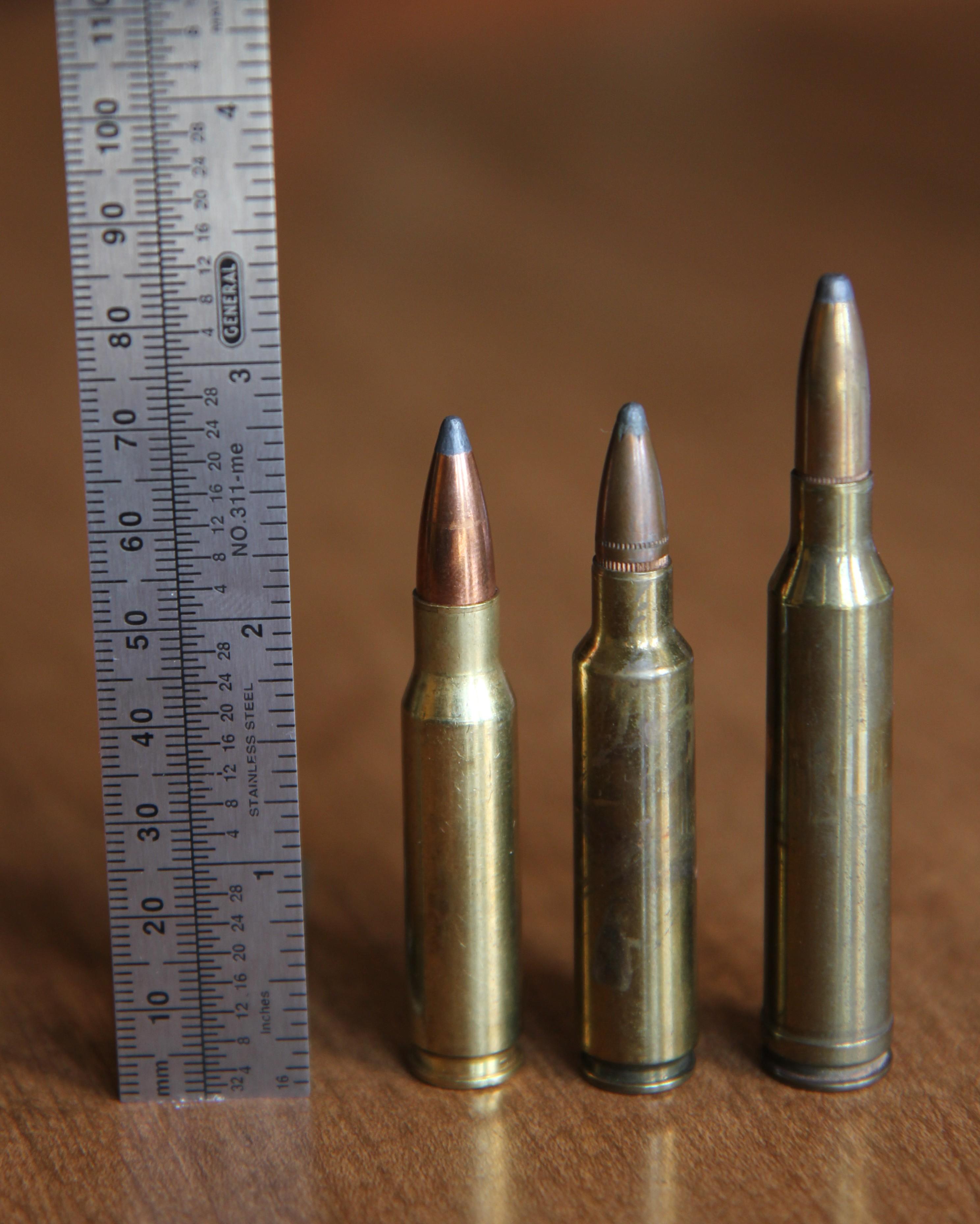 Bullet Caliber Sizes : bullet, caliber, sizes, Remington, Magnum, Wikipedia