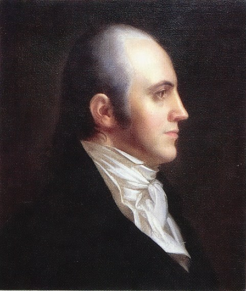 Image result for Aaron Burr
