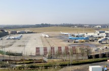 Birmingham Airport England