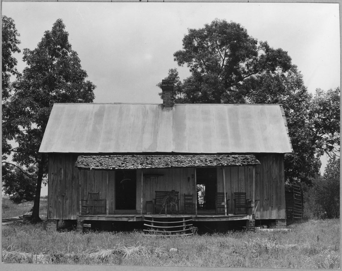 An Abandoned Farmhouse
