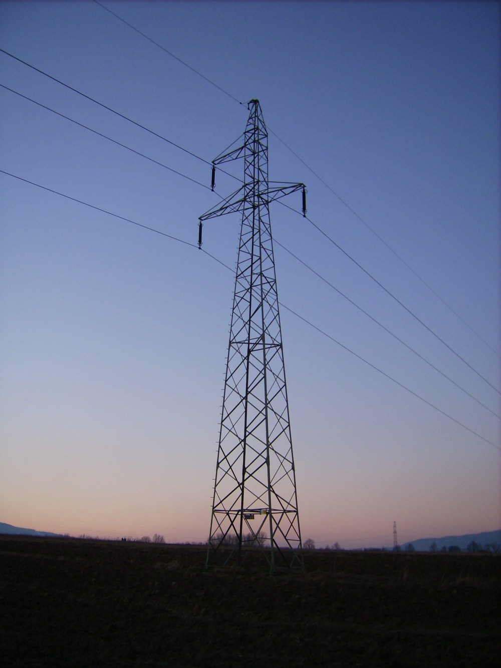 medium resolution of high voltage ac transmission towers edit