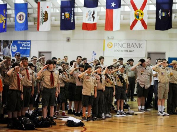 Boy Scout Camp Baltimore