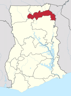 North East Region Ghana Wikipedia