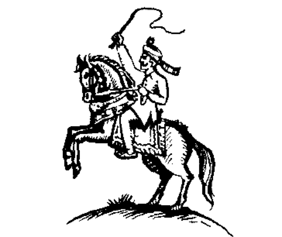 File Horse And Rider Indian Election Symbol