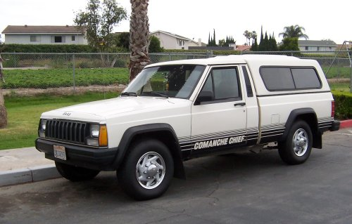 small resolution of 87 jeep comanche wiring schematic