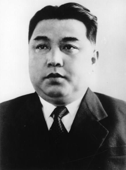 Kim Ilsung  Wikipedia