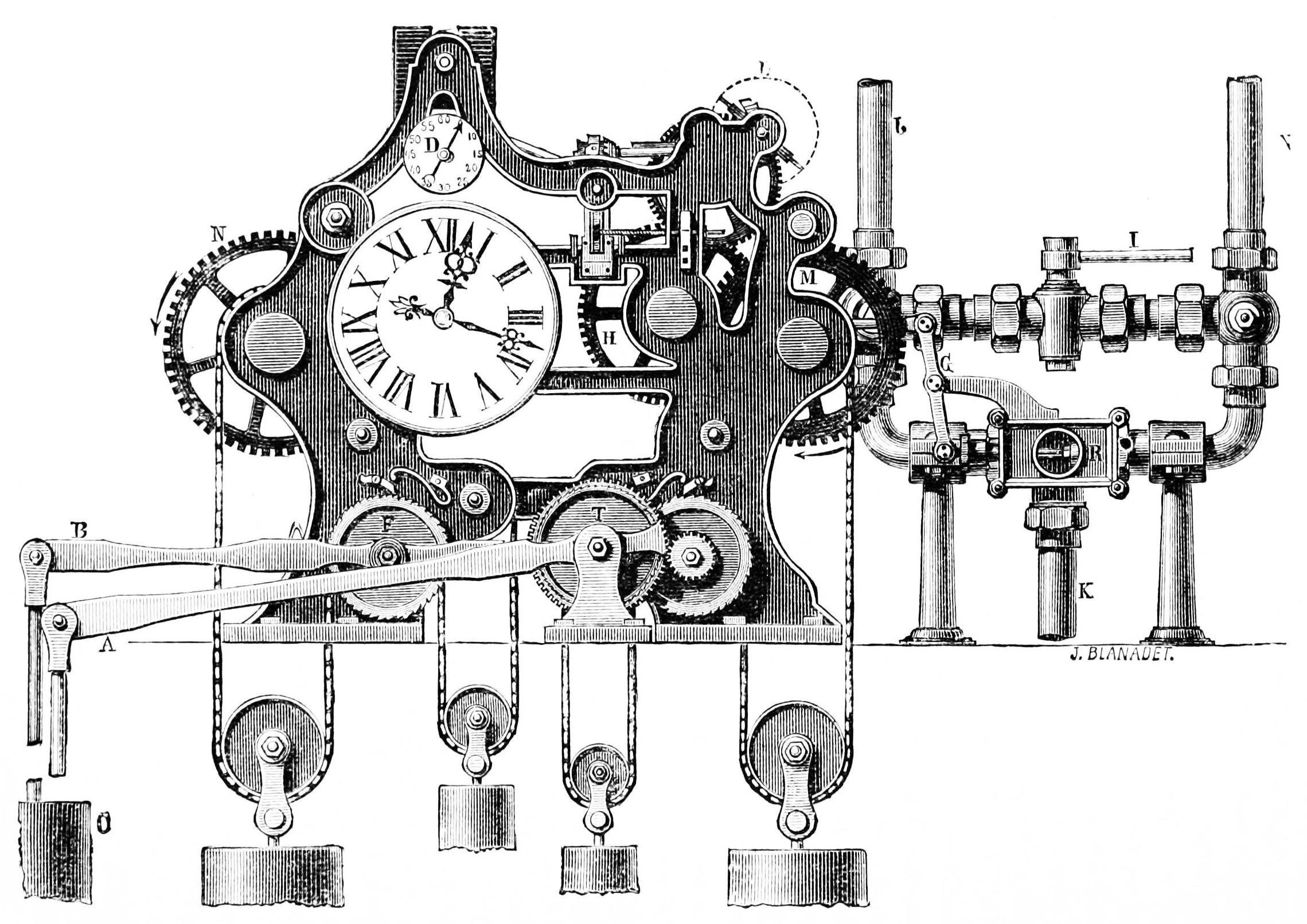 File Psm V20 D324 Distributing Clock Of The Pneumatic
