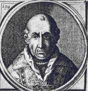 Pope Clement V, the first Avignon Pope, create...