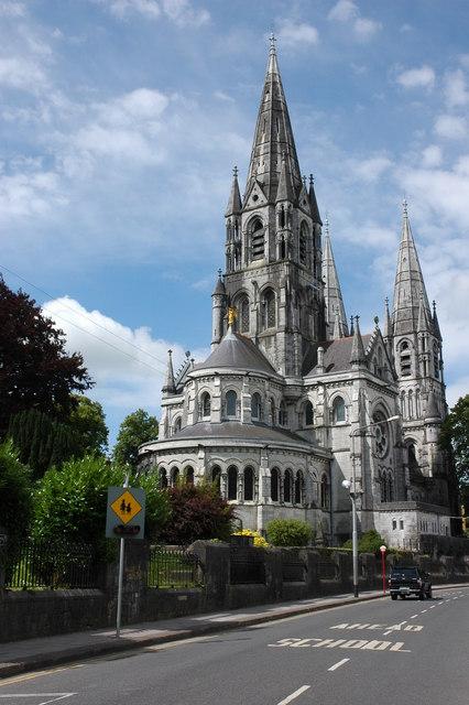 FileSt Finbarrs Cathedral Cork  geographorguk