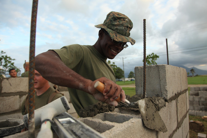 combat engineer marines