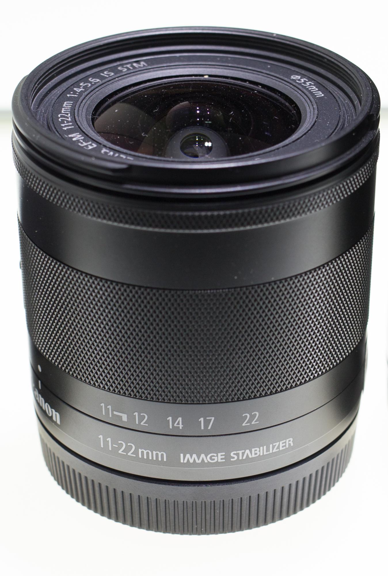 Canon EF-M 11–22mm lens - Wikipedia