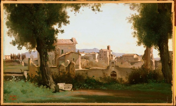 File Jean-baptiste-camille Corot - View Farnese
