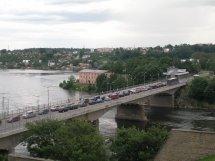 Tallinn Narva River Bridge