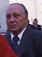 Richard J. Daley, mayor of Chicago, c. 1971