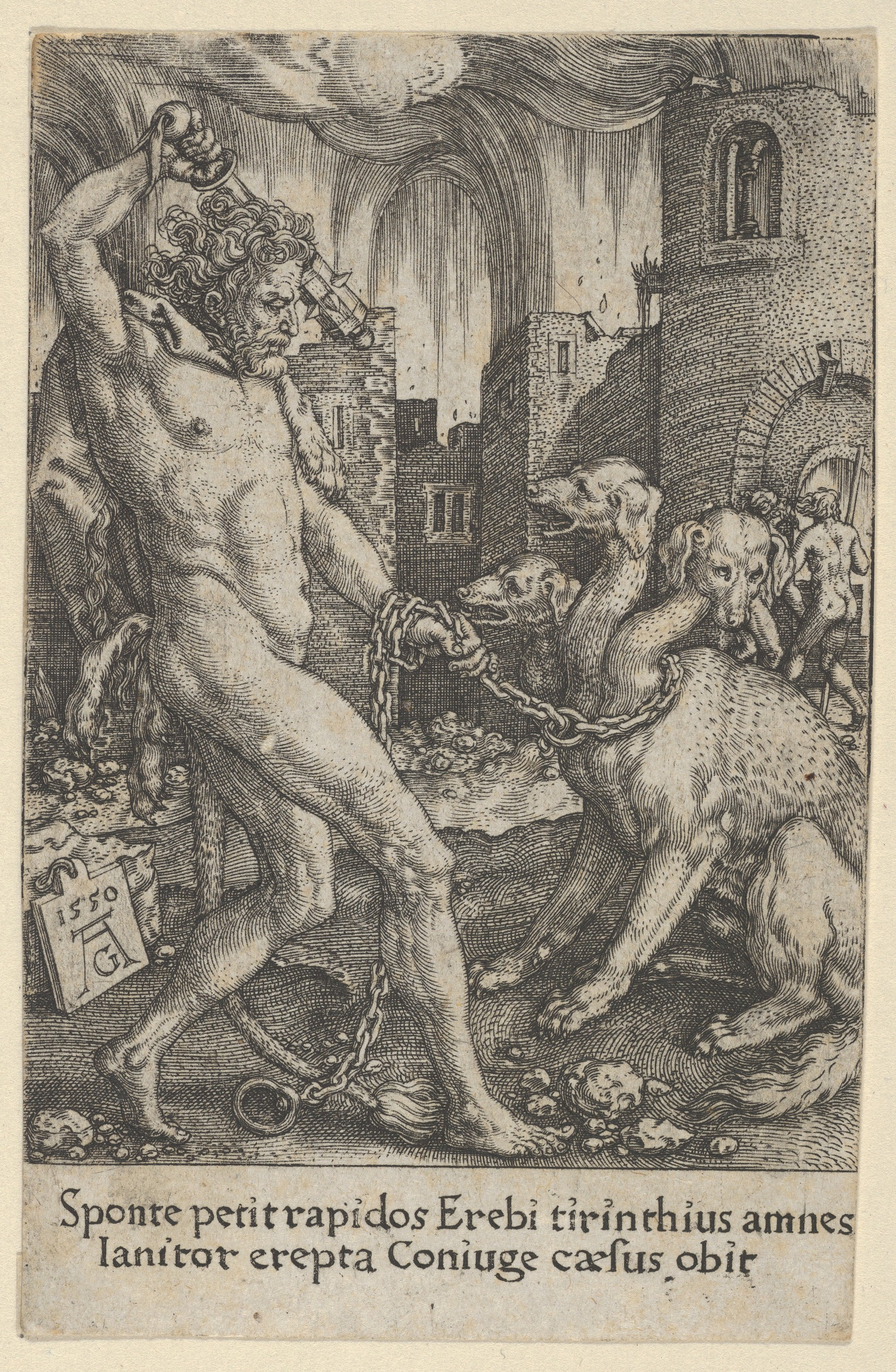 File Hercules And Cerberus From The Labors Of Hercules