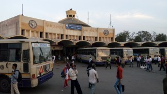 Himmatnagar Central Bus Station GSRTC