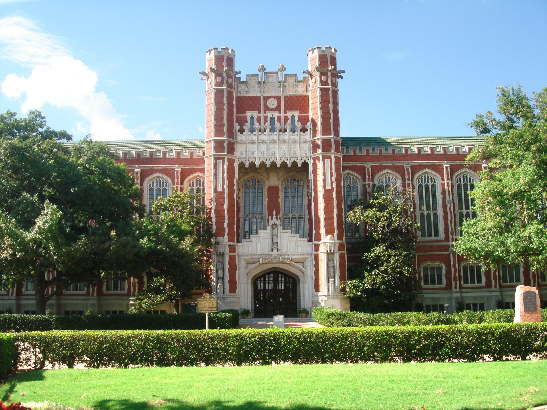 University Oklahoma Norman Ok