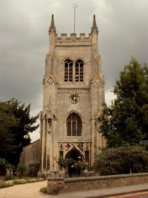 St Marys Church Huntingdon  Wikipedia