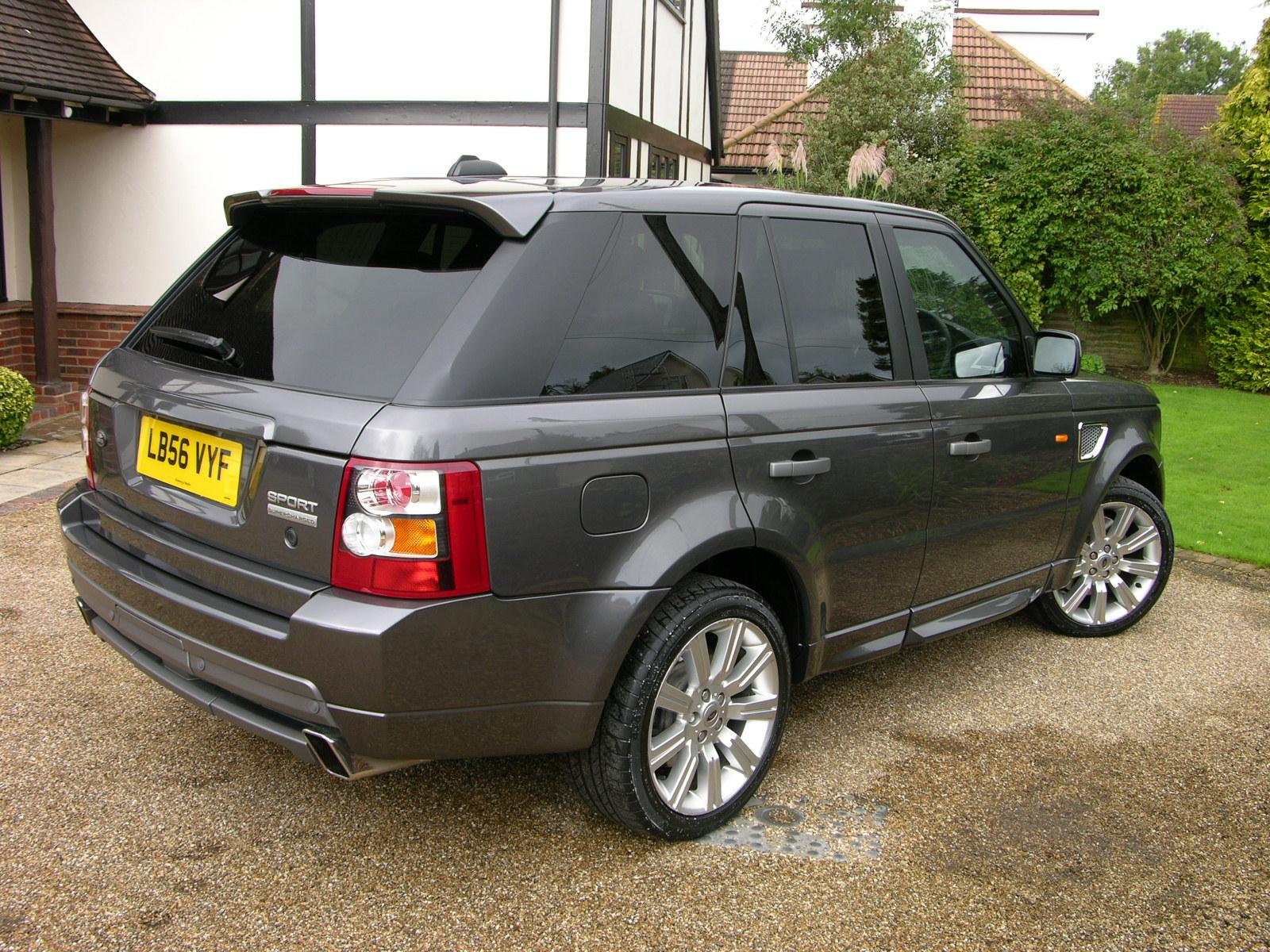 File 2006 Range Rover Sport HST Flickr The Car Spy 27