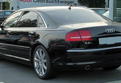Audi A8l 2005