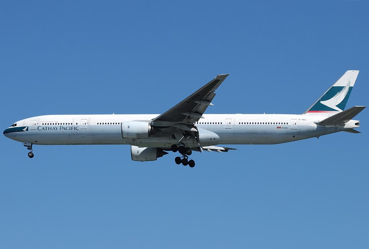 Cathay Pacific fleet  Wikipedia