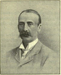 English: A picture of Frederick Stokes, first ...