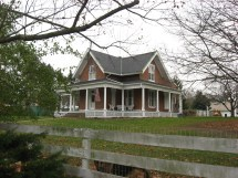 Old Farmhouse House Plans