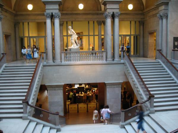 File Interrior View Art Institute Of - Wikipedia