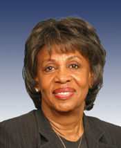 {{w|Maxine Waters}}, member of the United Stat...