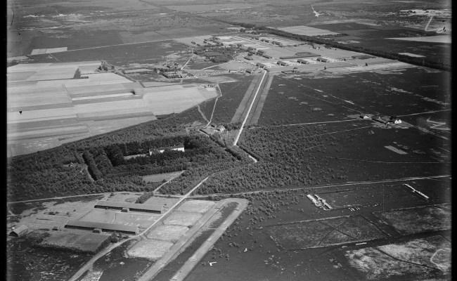File Nimh 2011 0764 Aerial Photograph Of Nieuw