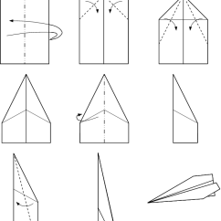 Paper Airplane Diagram Of Parts 3d Model Animal Cell Plane Wikipedia
