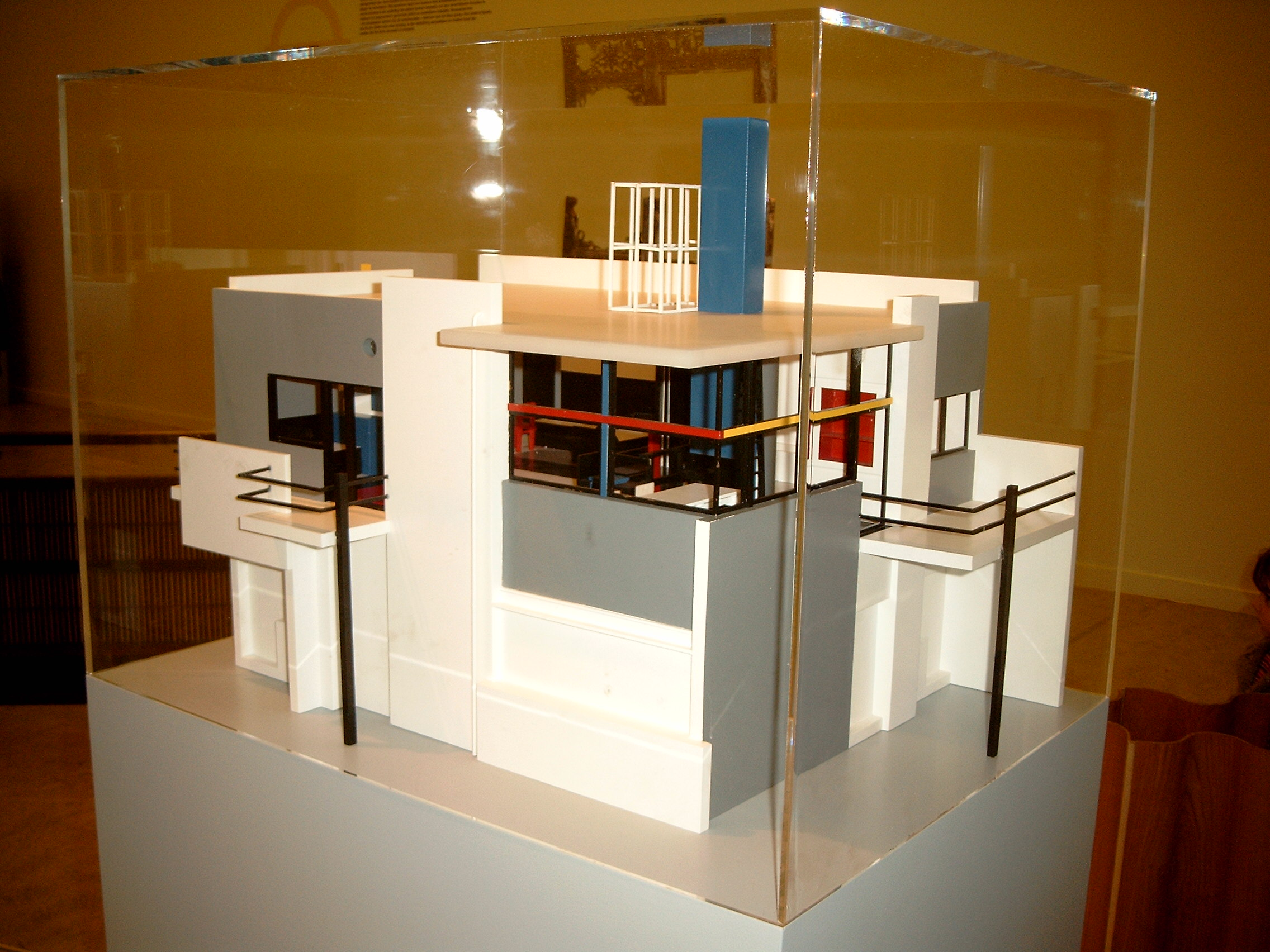 AP Rietveld Schroder House
