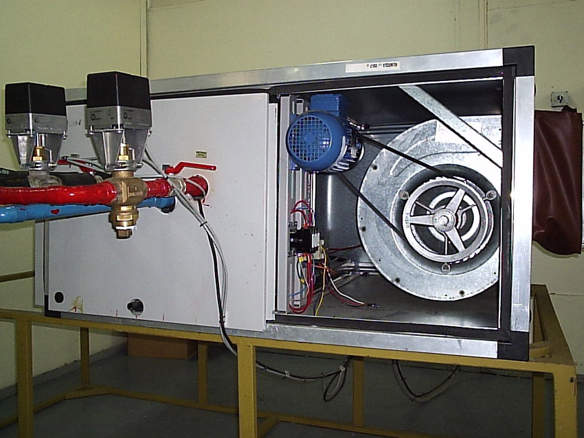 Central Air Thermostat Wiring Diagram Climatizaci 243 N Wikipedia La Enciclopedia Libre