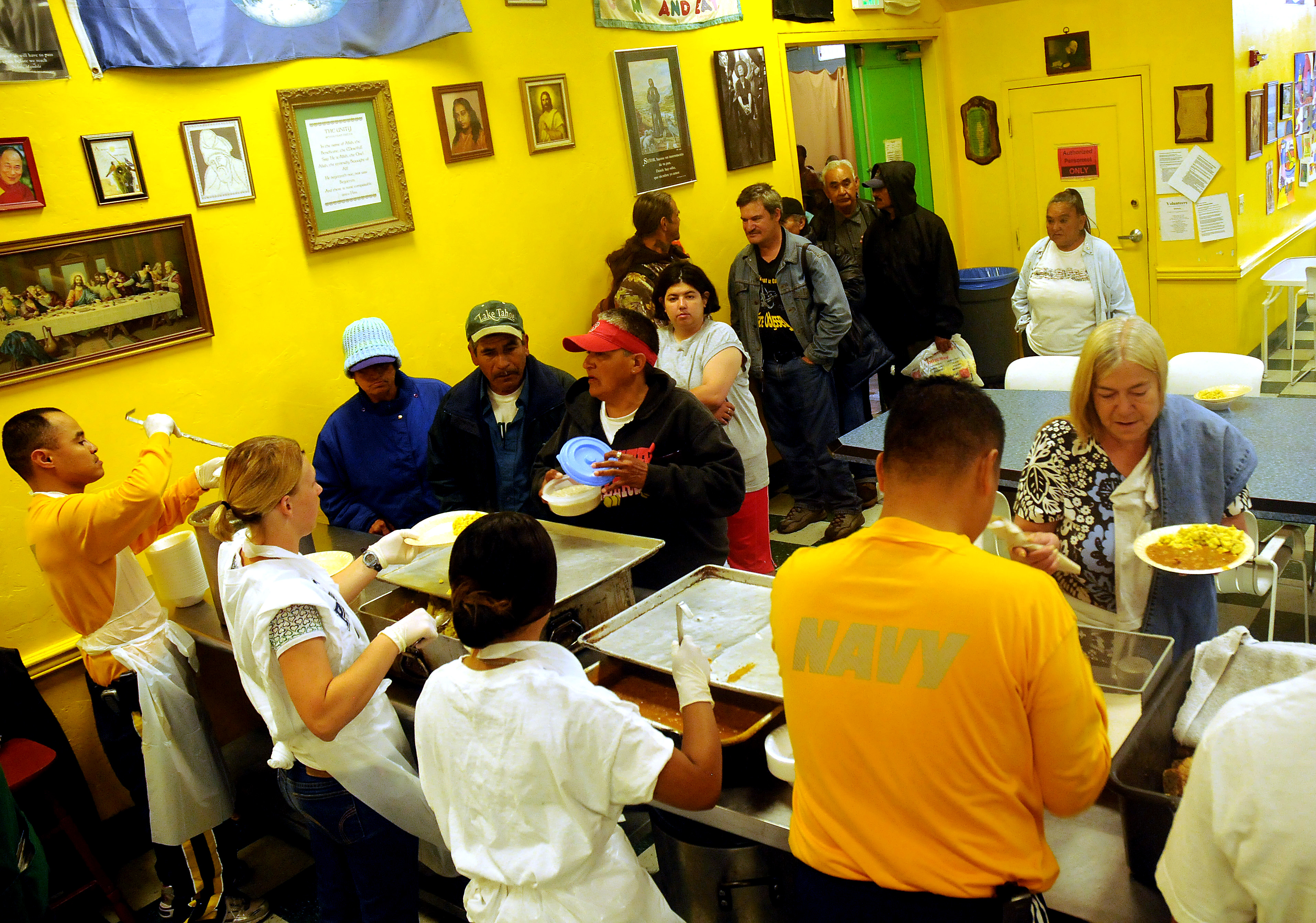 soup kitchen volunteer houston ikea sink food prices poverty and the cap reform