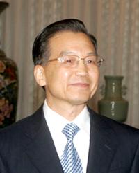 Wen Jiabao (温家宝), Chinese Premier