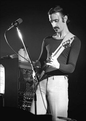 The Universe According to Frank Zappa