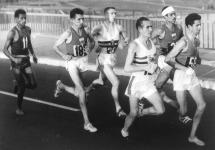 Abebe Bikila 1960 Olympics