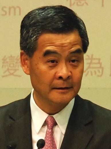 Leung Chunying as Chief Executive of Hong Kong  Wikipedia